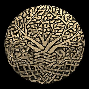 Tree of Liife - Gold by khairzul