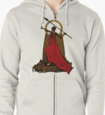 The General Zipped Hoodie