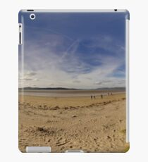 Lisfannon Beach, Fahan, County Donegal, Equirectangular  iPad Case/Skin