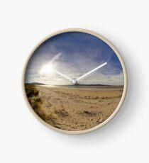 Lisfannon Beach, Fahan, County Donegal, Equirectangular  Clock