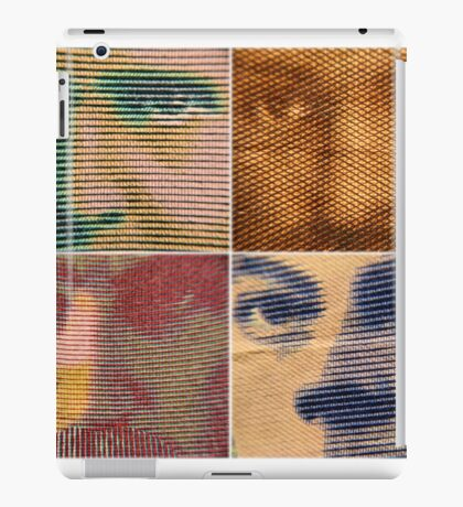 Franc Faces iPad Case/Skin