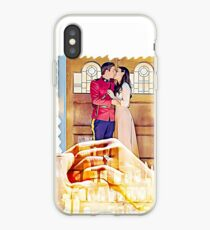 Jack & Elizabeth: Eternity iPhone Case