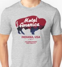 Motel America (American Gods) Unisex T-Shirt