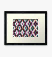 Bardi Dancers - jalalay season (spring) #3 Framed Print