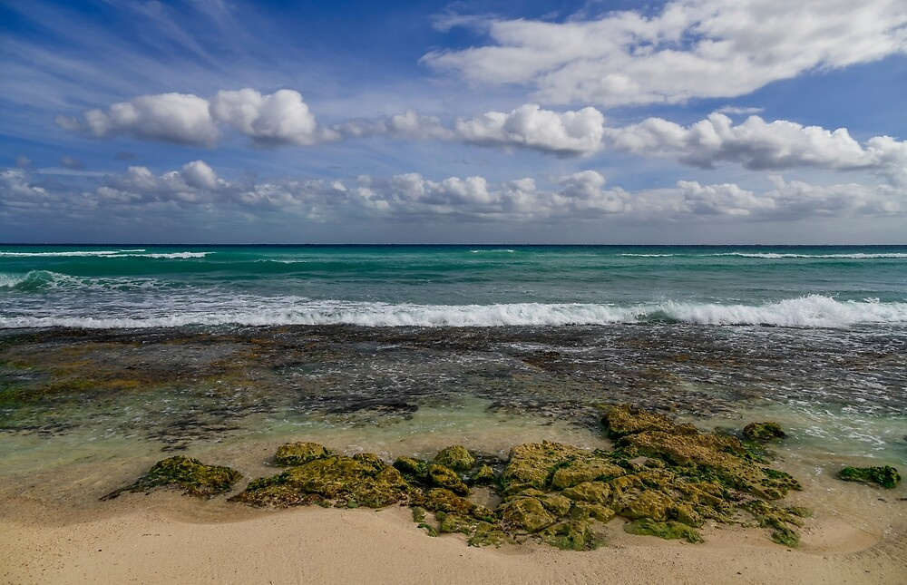 Mexican Beach by justinrusso