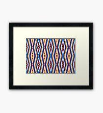Bardi Dancers - barrgan season (winter) #3 Framed Print