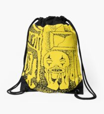 lose ourselves in nothing Drawstring Bag