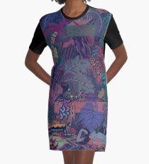 GLASS ANIMALS // ZABA Graphic T-Shirt Dress