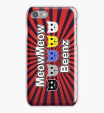 MeowMeow Beenz iPhone Case/Skin
