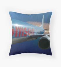 Fly Thompson Throw Pillow