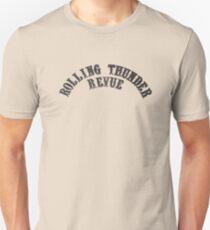 Camiseta ajustada #Rolling Thunder