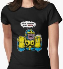 THE GAUNTLET Women's Fitted T-Shirt