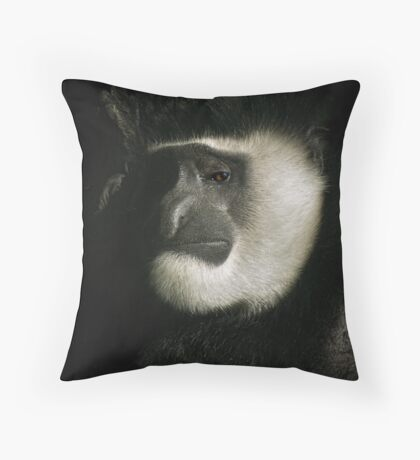 Hide Throw Pillow