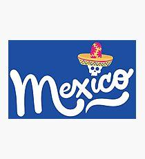 Viva Mexico Photographic Print