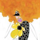 BEE STILL POLKA DOT by Yvette Crocker