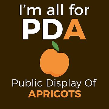 Funny PDA Public Display of Apricots by pbng80