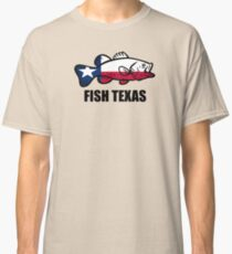 Fish Texas Classic T-Shirt