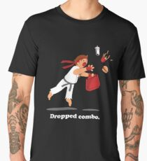 Dropped Combo Men's Premium T-Shirt