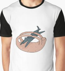 Puppy loop Graphic T-Shirt