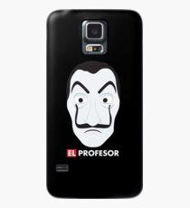 El Profesor La Casa De Papel Case/Skin for Samsung Galaxy