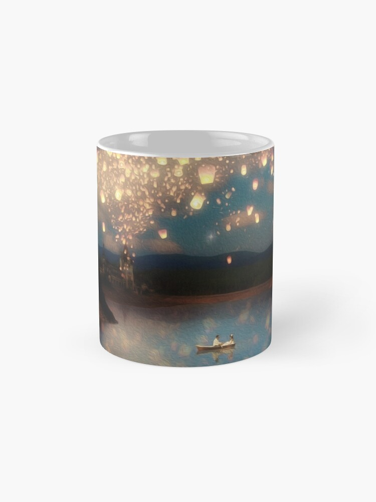 Alternate view of Wish Lanterns for Love Mug