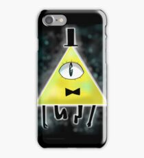 Bill Cypher Gravity Falls iPhone Case/Skin