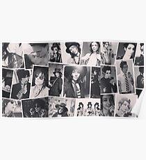 Palaye Royale collage Poster