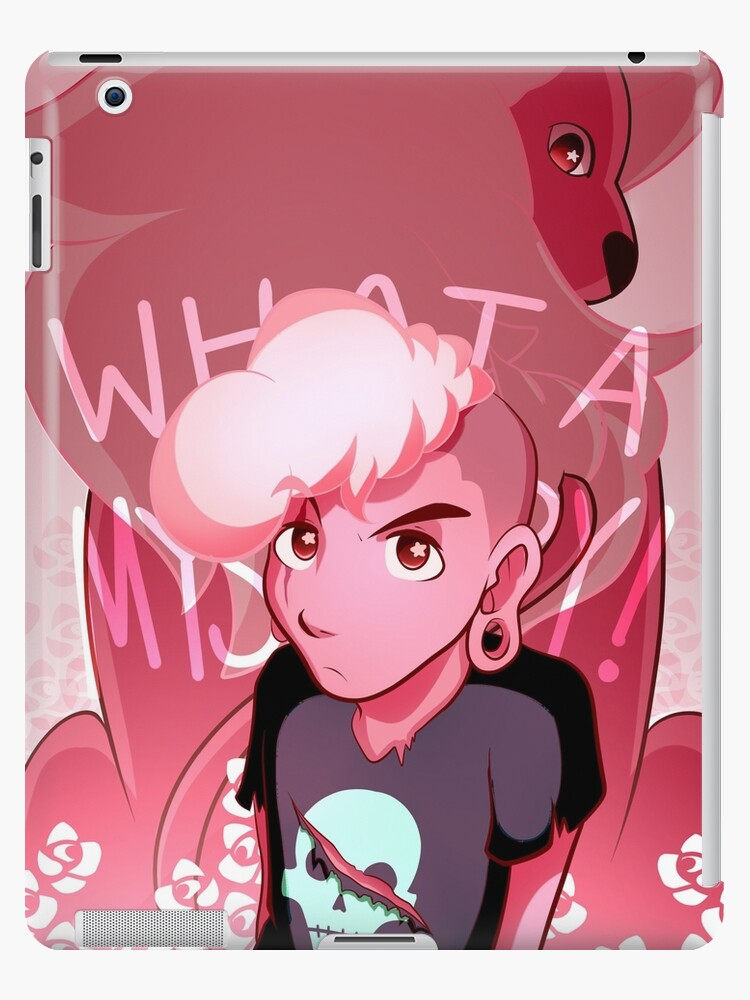 Steven Universe Lars And Lion Ipad Caseskin By Smudgeandfrank