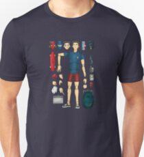 Action figure boy Unisex T-Shirt