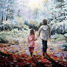 no meio da floresta.. by Almeida Coval