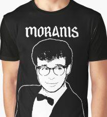 Moranis Grafik T-Shirt