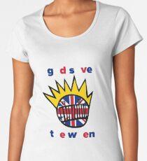 GOD SAVE THE WEEN Women's Premium T-Shirt