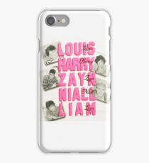 One Direction Case iphone 6 iPhone Case/Skin