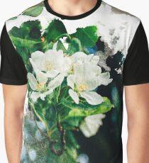 Apple Blossoms Return Graphic T-Shirt