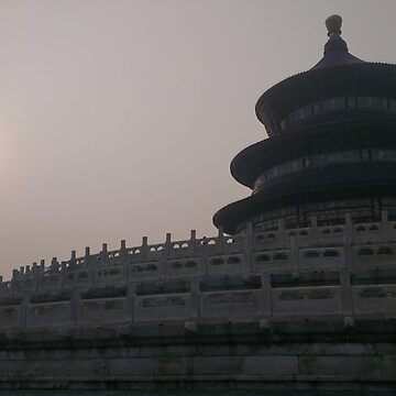 Temple of heaven by Tortoy