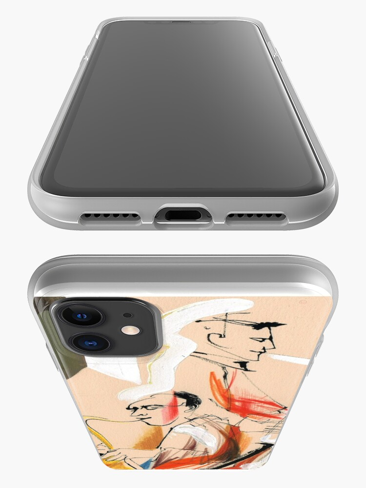 Alternate view of Jazz musicians concert iPhone Case & Cover