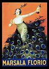 Vintage Liquor Poster by mindydidit