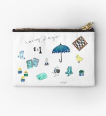 Rainy Days Studio Pouch
