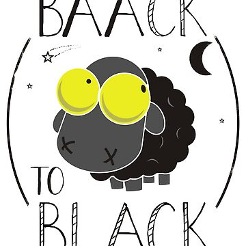 Back to black by JakuWaku