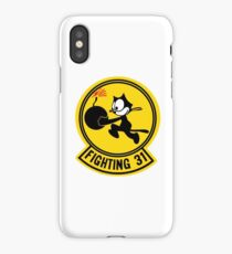 Fighting 31 - Tomcatters iPhone Case