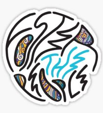 Foster the People Symbol Sticker