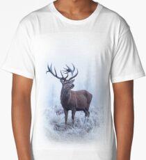 A Fine Frosty Fellow Long T-Shirt