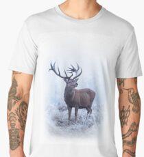 A Fine Frosty Fellow Men's Premium T-Shirt