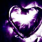 Glass Heart 4 by Yvonne Carsley