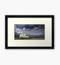 Tour de Aotearoa Framed Print