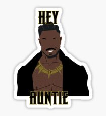 Hey Auntie Sticker