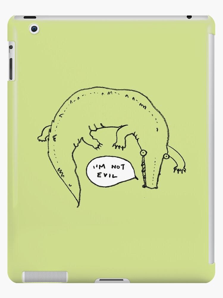 Crocodiles Aren't Evil by Sophie Corrigan