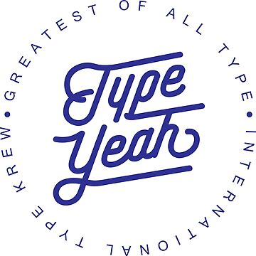 Typeyeah - Greatest Of All Type by typeyeah