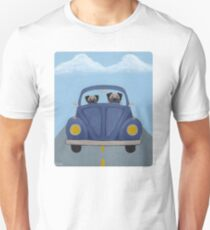 Pugs in a Bug T-Shirt