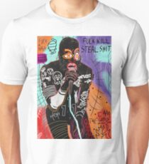 Basquiat MC Ride Unisex T-Shirt